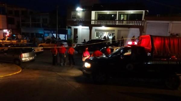 Sujetos armados irrumpieron en el despacho del conocido abogado Cipriano Puertas Rubio, para secuestrar a su hijo, Cipriano Puertas Decuir; al intentar evitarlo, el litigante  fue baleado y murió.