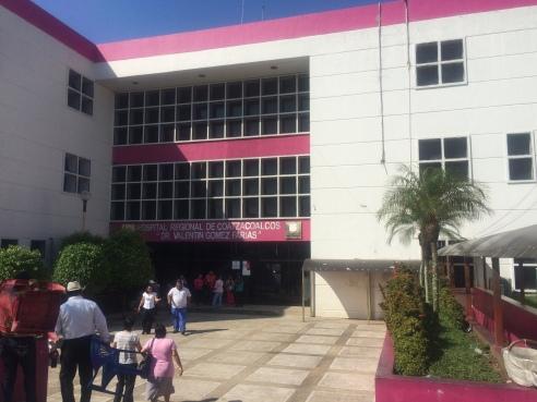 Hospital Regional Coatzacoalcos