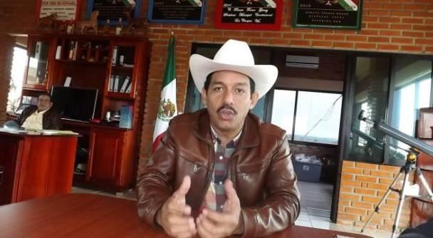 Renato Tronco, diputado local por el distrito rural.