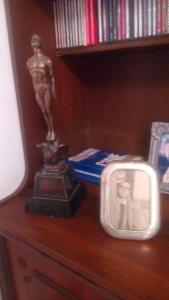 Juan Manuel Torres ganó este premio por la película La Otra Virginidad.