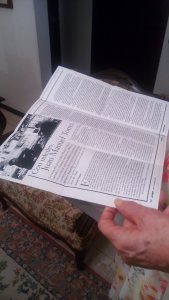 Su hermana conserva aún unas revistas PROCESO donde se refiere toda la producción artística, literaria y cinematográfica de su hermano Juan Manuel Torres.