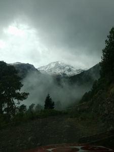 MAJESTUOSO. Pico de Orizaba.