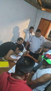 Firman acuerdos, para la liberación del personal obrero.