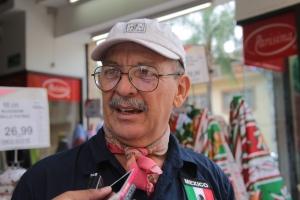 """el presidente del proyecto """"Rescatemos al Pico"""" Ricardo Rodríguez Demeneghi."""