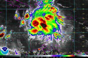 Se convertiría en tormenta tropical.