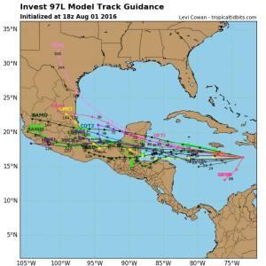 Impactaría zona sur y centro del estado; el jueves las primeras lluvias.