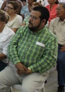 Carlos de la Rosa, director jurídico del Ayuntamiento.