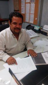 Carlos de la Rosa, coordinador jurídico del Ayuntamiento.