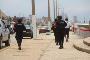 Policía Turística.