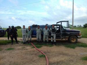 Detienen a banda de chupaductos; eran los propios encargados de seguridad física de PEMEX.