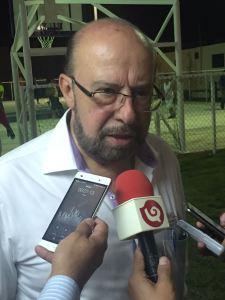 El delegado de la Secretaría de Desarrollo Agrario, Territorial y Urbano (Sedatu) en Veracruz, Pedro Yunes Choperena.