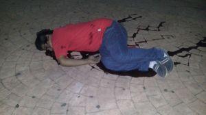 ejecutan a taxista en Minatitlán.