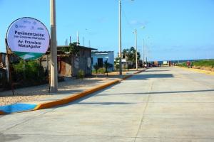 Se invirtieron 9.9 millones de pesos, en la nueva ruta intercolonias.