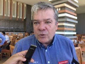 Antonio Galvao, Gerente de Sustentabilidad.
