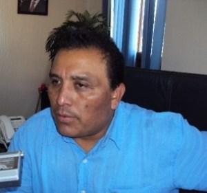 El ex-alcalde de Ciudad Mendoza Luis Felipe Marcial Alvarado .