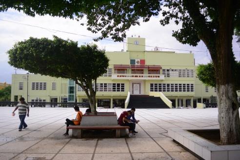 Ayuntamiento de Coatzacoalcos.