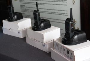Contarán con sofisticado equipo de telecomunicaciones.