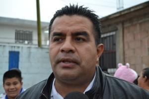 Juan Pablo Sosa, edil.