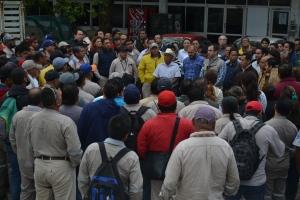 El director de la CMAS, Rafael Abreu Ponce, garantizó a los empleados sindicalizados el pago de sus aguinaldos, recalcando que es la principal prioridad.