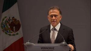 Veracruz está en quiebra, afirma el Gobernador.