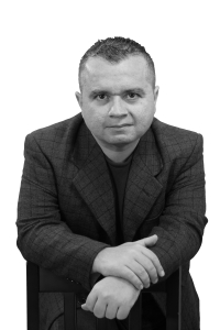 Jorge Cáceres, subdirector editorial de El Heraldo de Coatzacoalcos y director de Costa Veracruz.