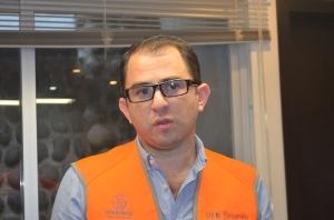 RAFAEL ABREU, DIRECTOR DE CMAS.