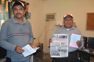 Esteban y Plácido, no solo tradujeron la Biblia al nahuatl sino que también han escrito libros didacticos en su lengua madre para las nuevas generaciones.
