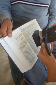 La Biblia fue impresa en corea; son más de un millar el tiraje.