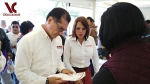 Se registra Víctor Carranza, aspirante a la alcaldía de Coatzacoalcos por Morena