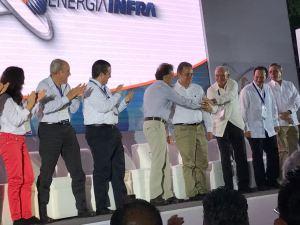 Inaugura INFRA nueva planta de cogeneración eléctrica