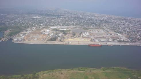 puerto de Coatzacoalcos.