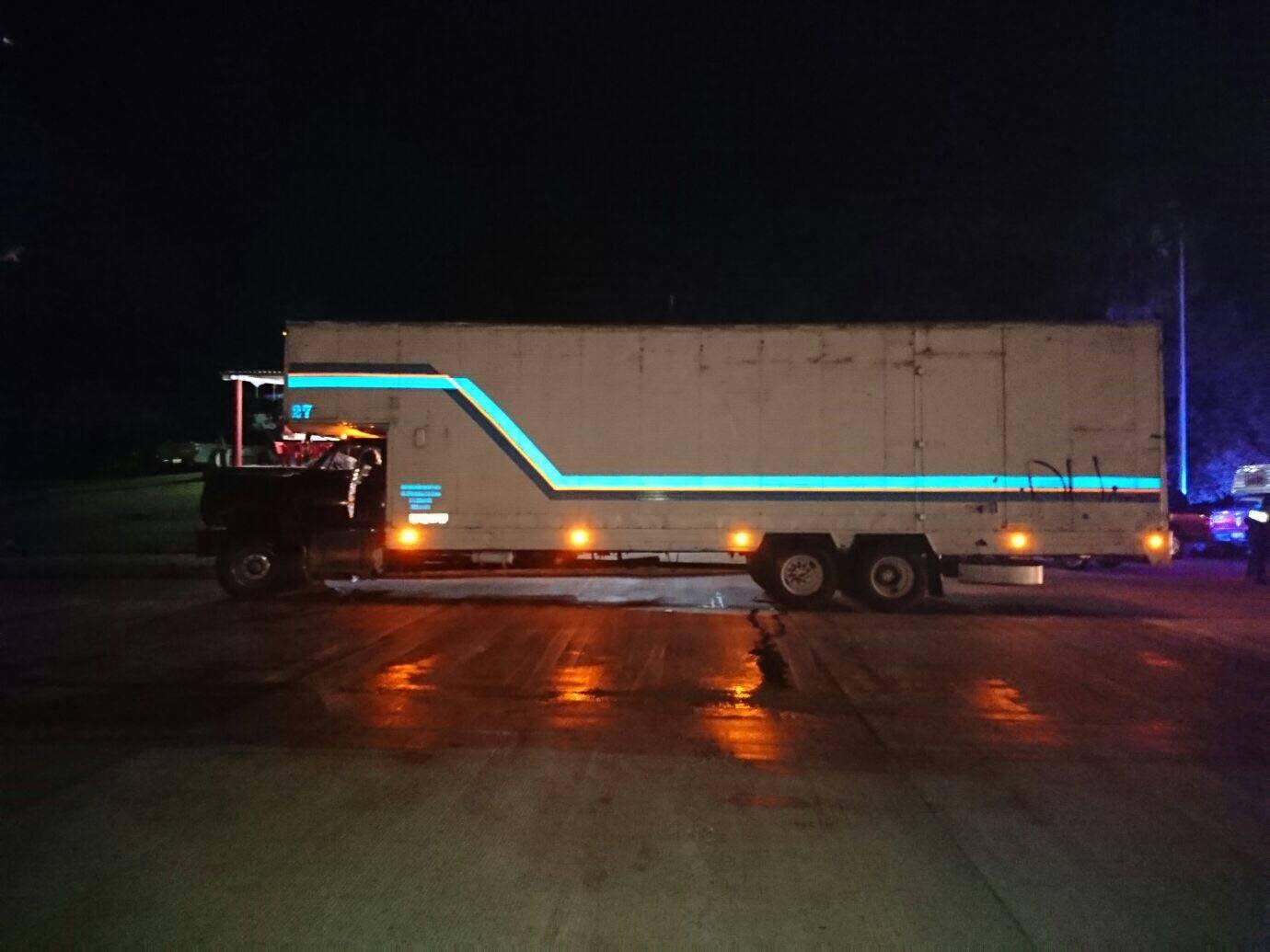 Impide Policía Federal robo de camión con carga mercantil
