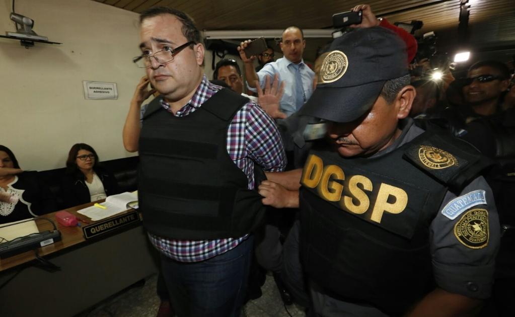 Extradición de Javier Duarte tardaría de seis a doce meses: PGR