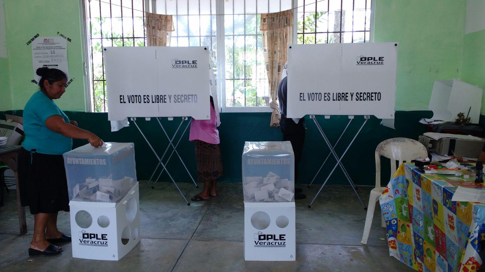Morena y PAN-PRD se quedan con los municipios más importantes