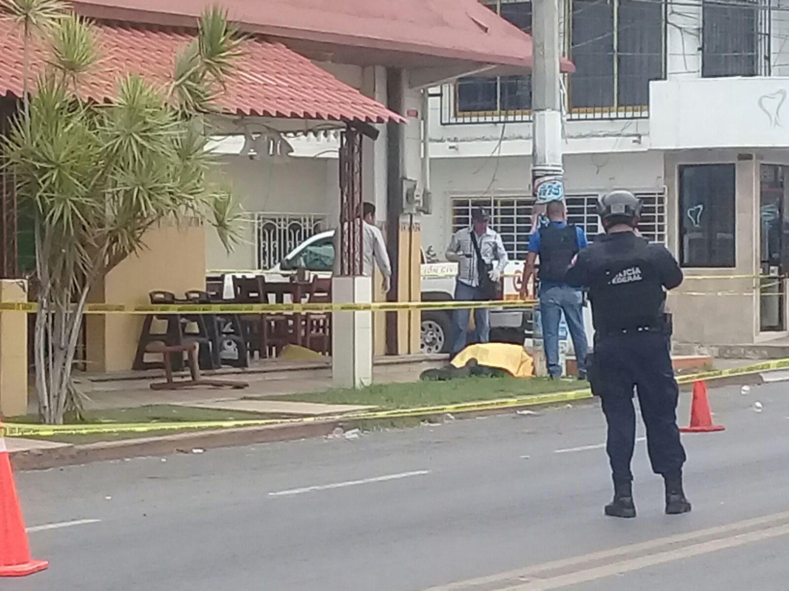 Asesinan a Policía Federal en Cardel-Veracruz