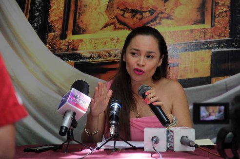 Edith Encalada pide a magistrados revoquen amparo
