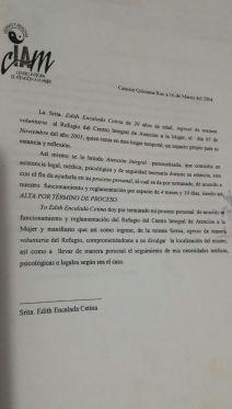 CIAM documento CIAM